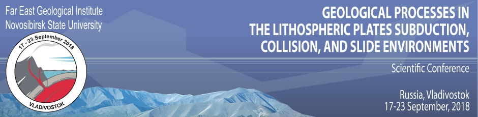 Geological processes in The lithospheric plates subduction, collision, And slide environments